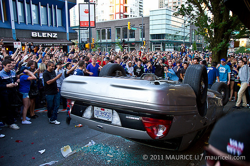 riots in vancouver Vancouver vancouver is a coastal seaport city on the mainland of british columbia, canada the 2011 census recorded more than 603,000 people in the city, making it.